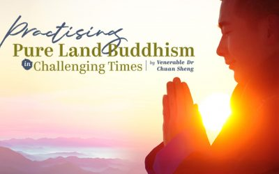 Practising Pure Land Buddhism in Challenging Times