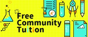 2021 Free Community Tuition (Jan-Oct) (FULL)