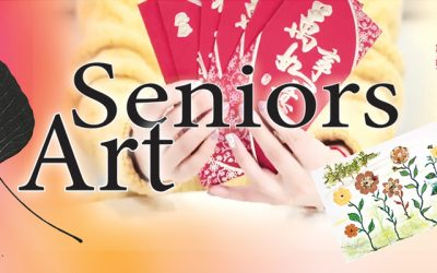 Seniors Art Sessions (age 50s and above)