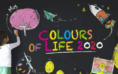 Colours of Life 2020