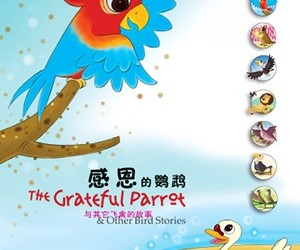 The Grateful Parrot & Other Bird Stories