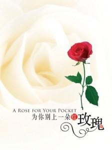 Rose for your Pocket
