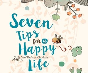 Seven Tips for a Happy Life