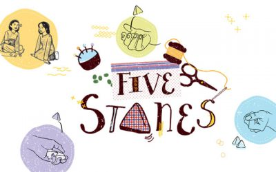 Singaporean Heritage Game Series: Five Stones