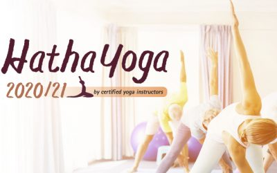 Hatha Yoga 2020/21 – By certified yoga instructors