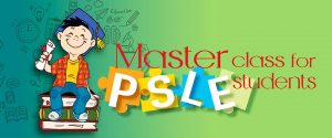 Master class for PSLE students