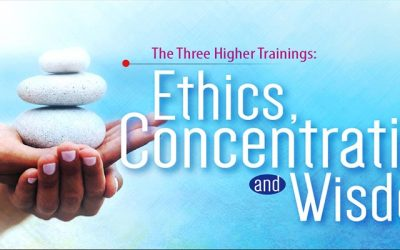 The Three Higher Trainings: Ethics, Concentration and Wisdom (FULL)