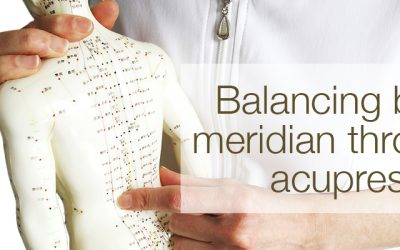 2019 Traditional Chinese Medicine (TCM) Health Series: Balancing your body meridian through acupressure