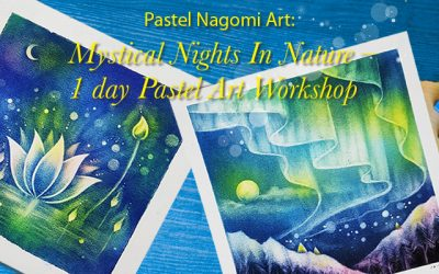 Pastel Nagomi Art: Mystical Nights In Nature – 1 day Pastel Art Workshop