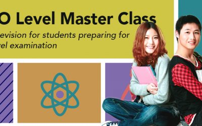 Master class for GCE O-Level students