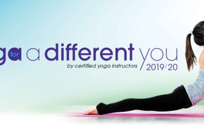 Yoga for A Different You 2019/20