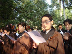 8 Precepts Retreat in Bodhgaya | 菩提迦耶八关斋戒