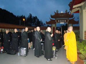 Monkhood Novitiate Programme | 短期出家