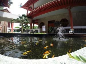 Koi Ponds Consecration Ceremony