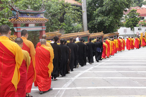 The Grand Prayer that Blesses and Benefits All Sentient Beings | 法界圣凡冥阳两利水陆普度大斋胜会