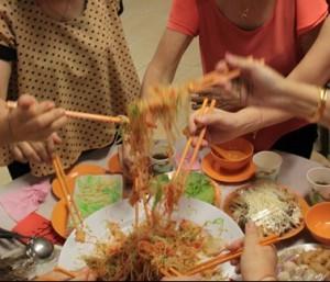 CNY Appreciation Lunch for Volunteers