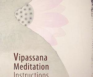 Vipassana Meditation Instructions